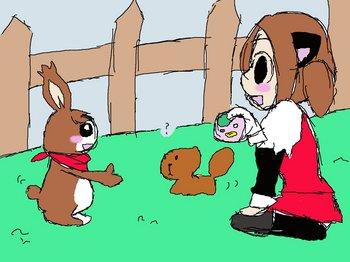 アポロとチンギス(キャッチボール).jpg